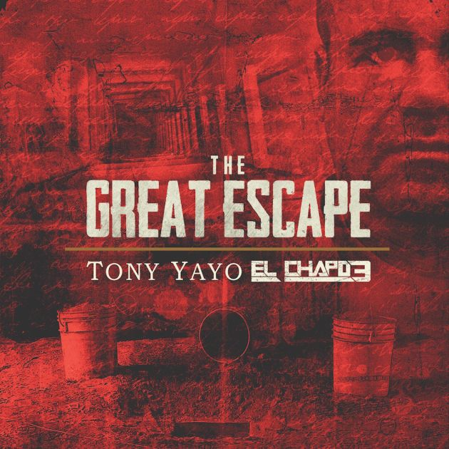 Mixtape: Tony Yayo - El Chapo 3: The Great Escape
