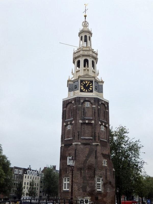 amsterdam nieuwmarkt montelbaanstoren