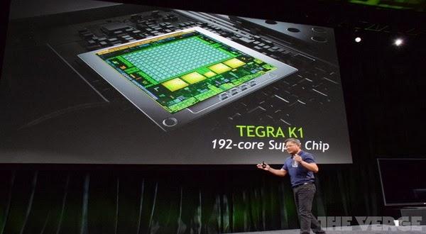 Game Android Akan Datang Dengan Nvidia Tegra K1