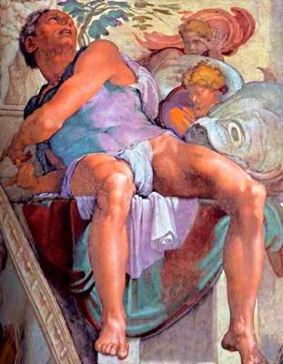 El profeta Jonàs (Michelangelo Buonarroti)