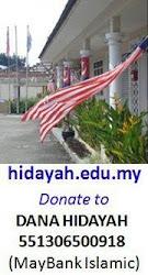 SEKOLAH ISLAM HIDAYAH JOHOR BAHRU