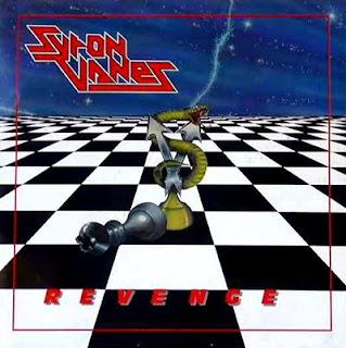 Syron Vanes - Revenge (1986)