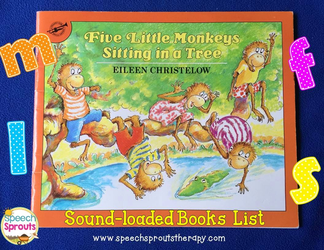 Books for Speech Therapy by Phoneme www.speechtherapy.com
