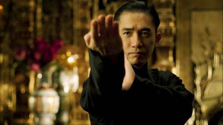 Toni Leung, Pelicula el arte de la guerra