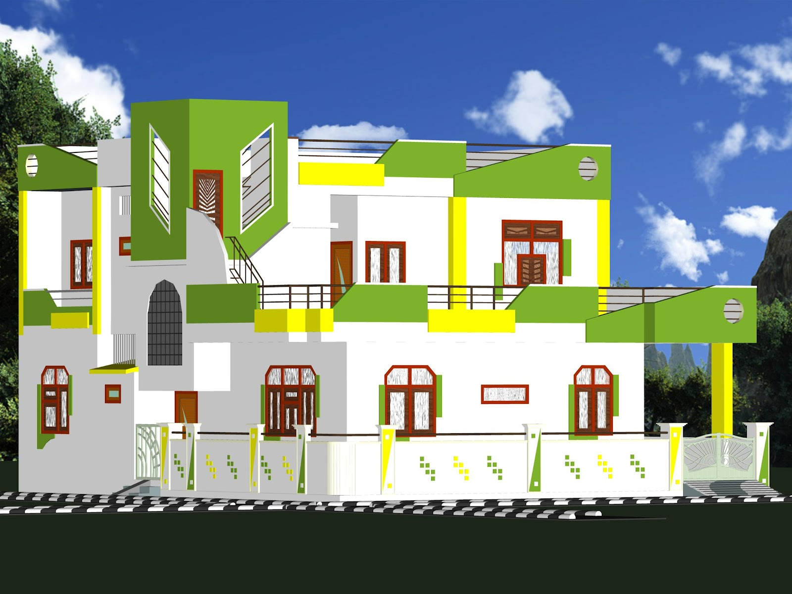 India naksha joy studio design gallery best design for Software para diseno de casas 3d