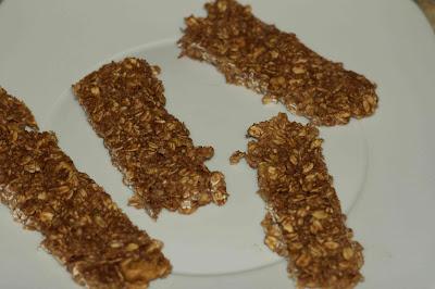 Barrinha de Cereal Caseira, Super Fácil.