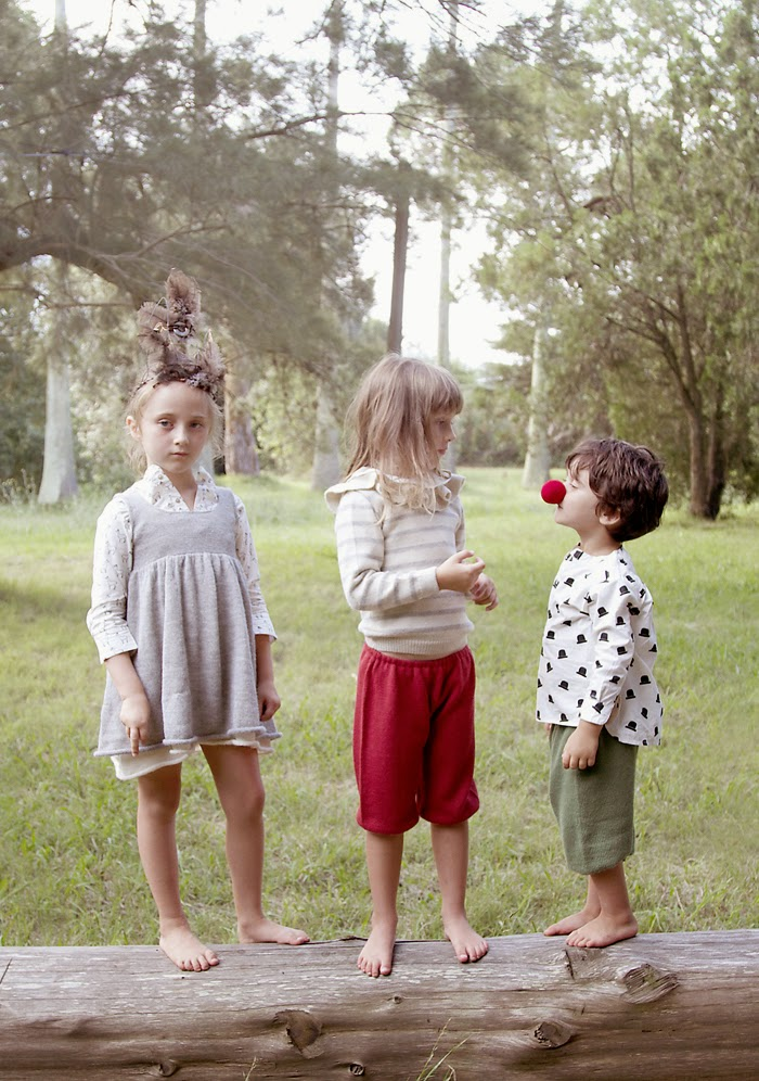Waddler autumn-winter 2014/15 children's clothes collection