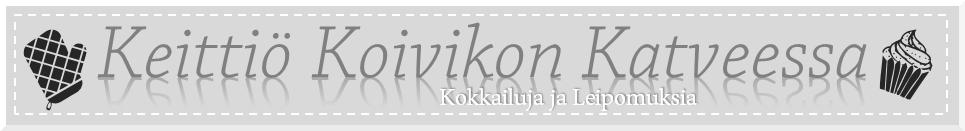 Keittiö Koivikon Katveessa