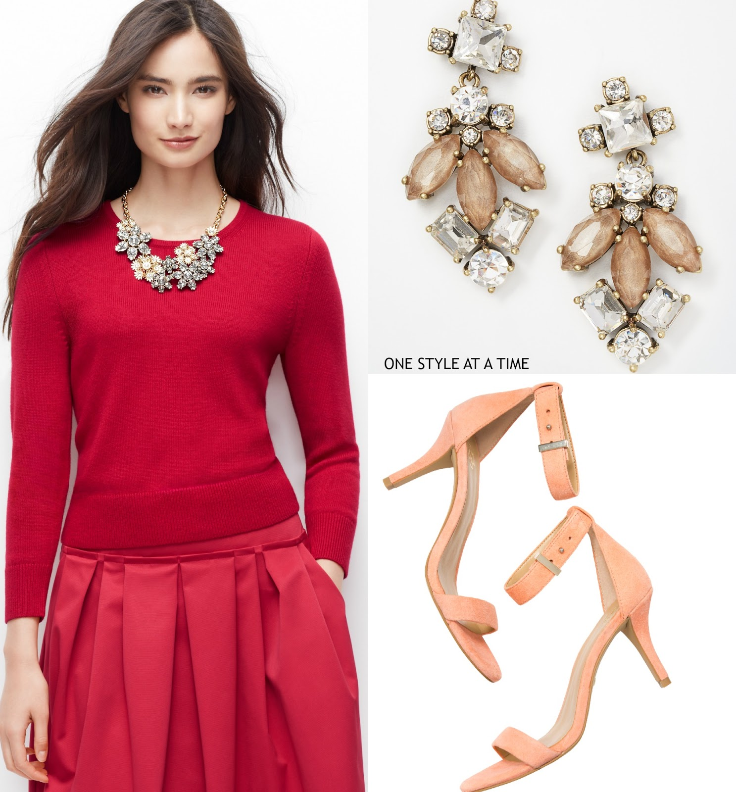 VALENTINE'S GLAM WITH ANN TAYLOR