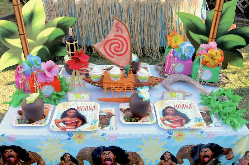 Moana Party Ideas Laura S Little Party