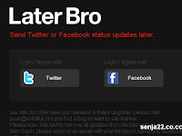 Cara Update Status FB Otomatis