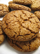 My Mom's Favorite Ginger Snaps