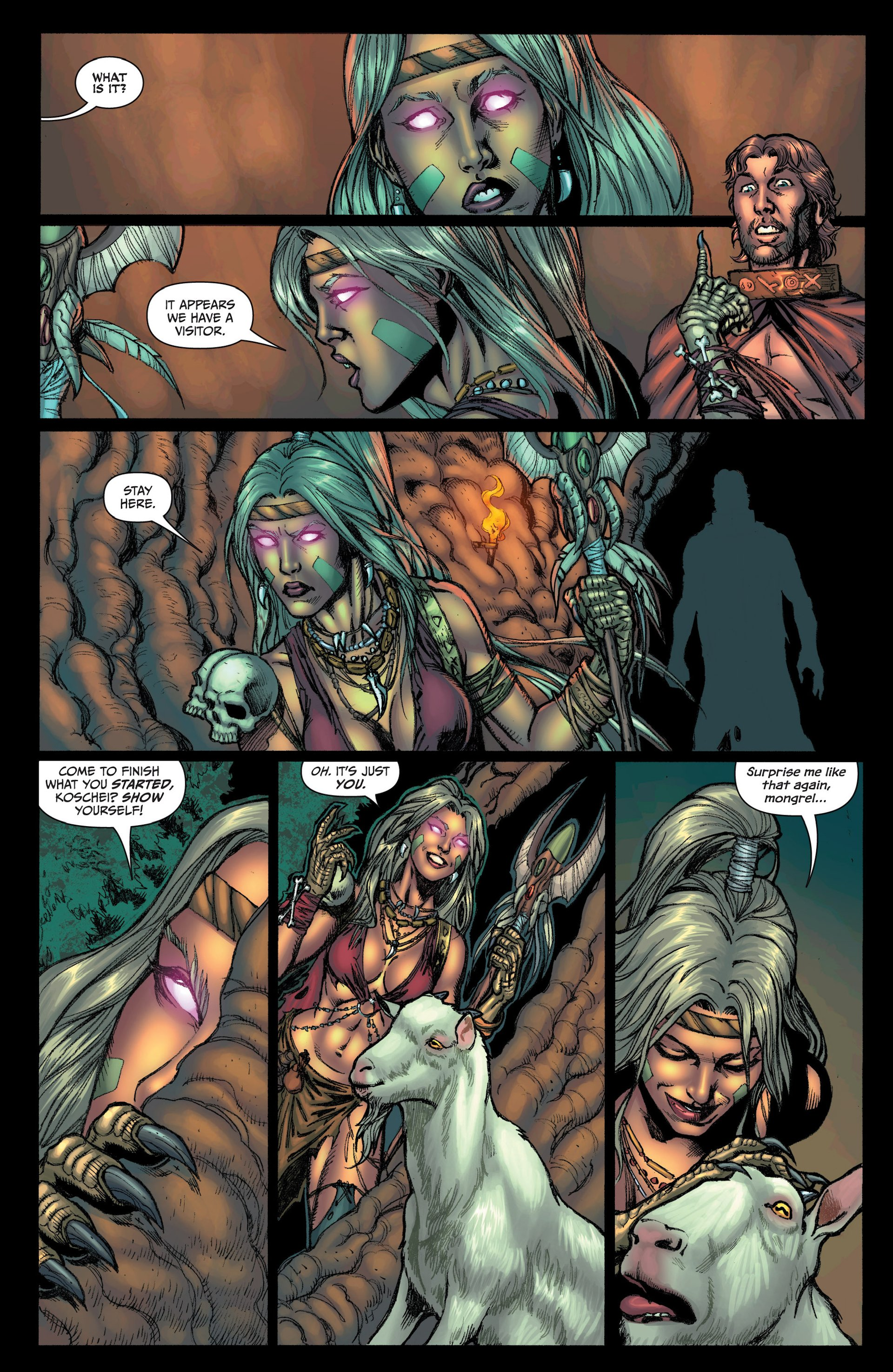 Grimm Fairy Tales (2005) Issue #96 #99 - English 5