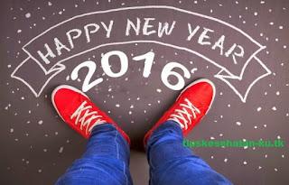 Semangat Tahun Baru 2016