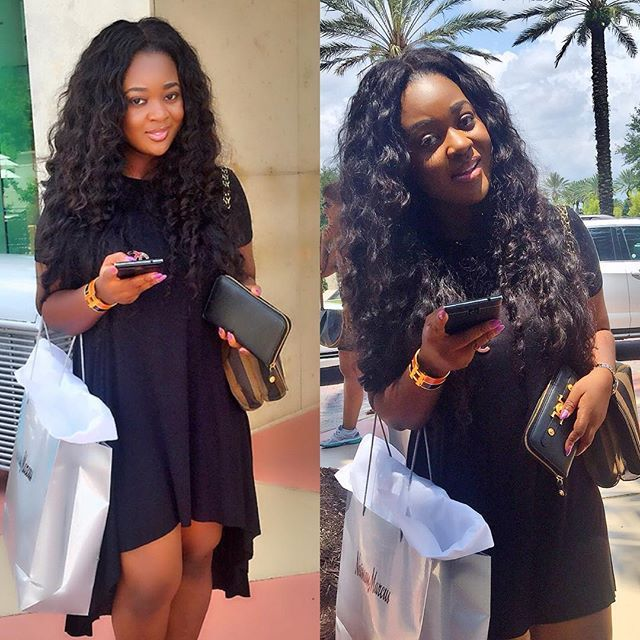 Jackie Appiah Shares Her Vacation Pic With Us