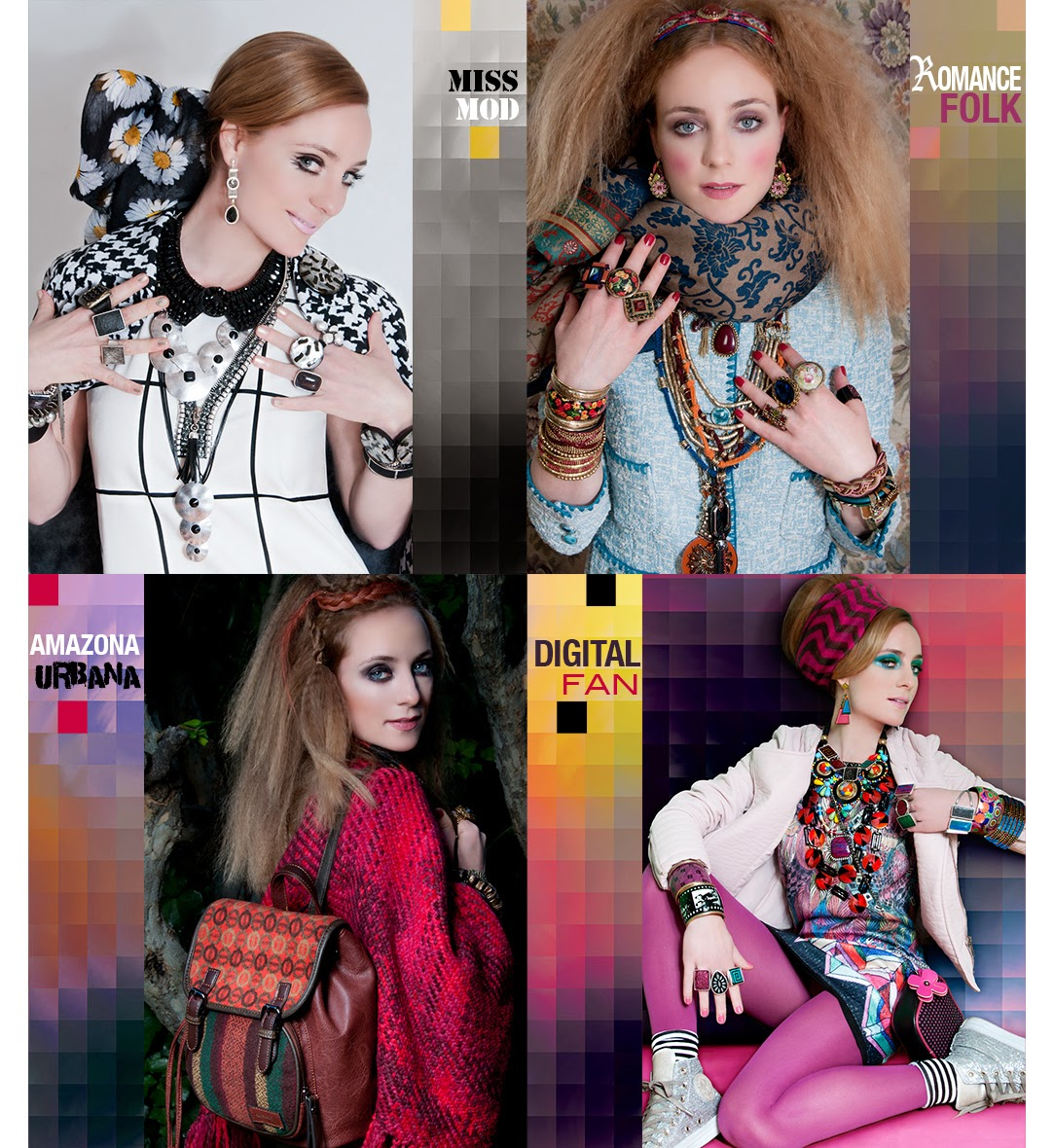 Tantrend nueva colección O-I 2014/2015, diseños de tendencia a precios muy competitivos