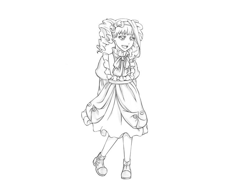 elizabeth-midford-character-coloring-pages