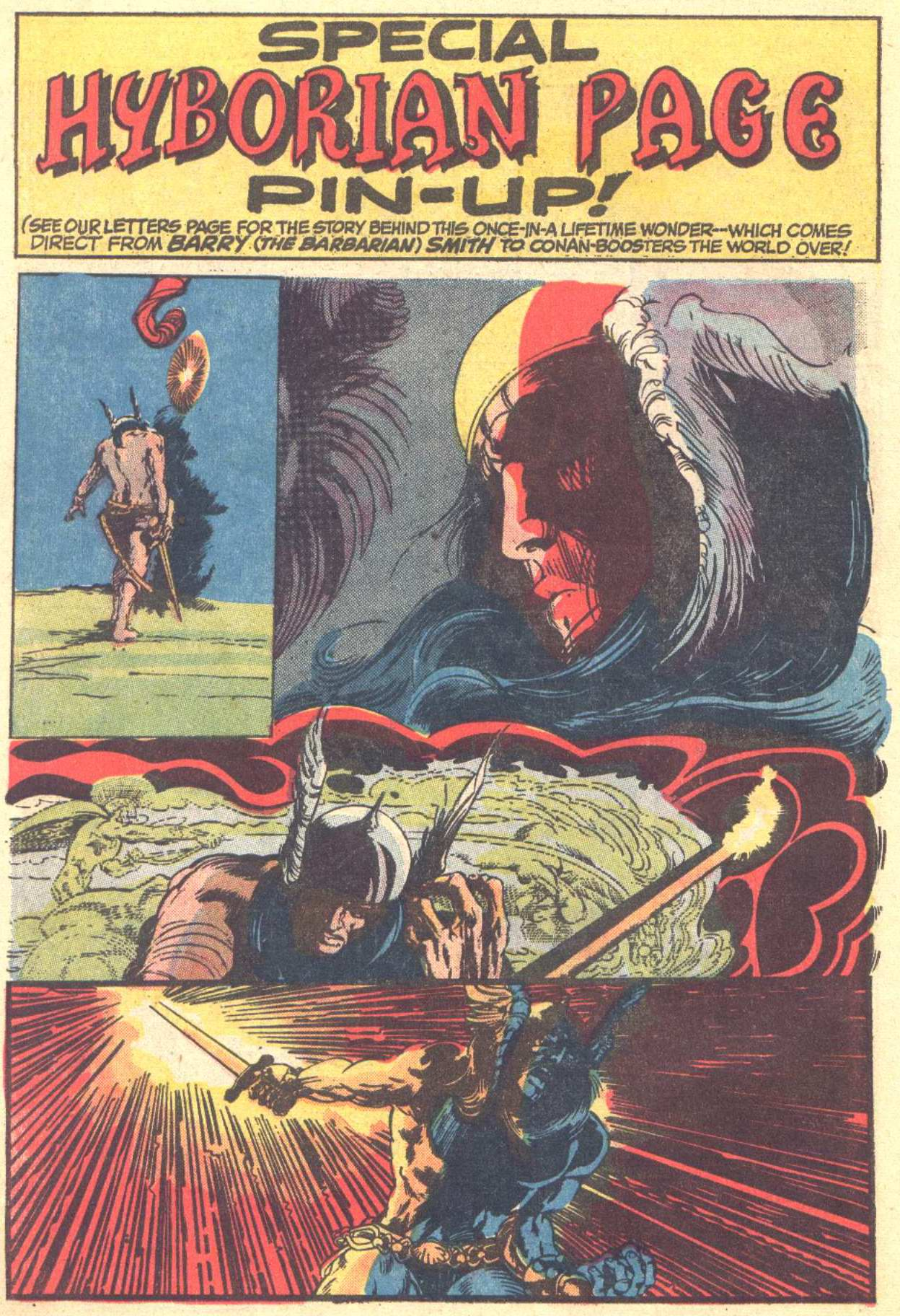 Conan the Barbarian (1970) Issue #22 #34 - English 10