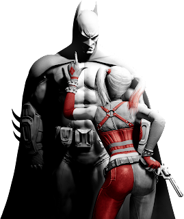 Render Batman