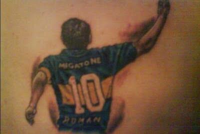 Tatuaje Riquelme