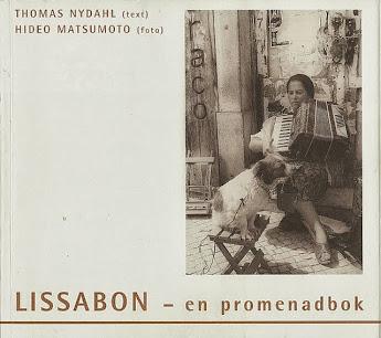 LISSABON - EN PROMENADBOK