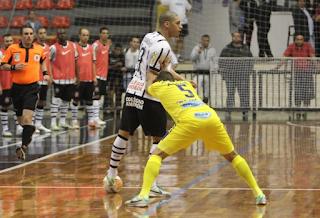 O Rodízio no Futsal