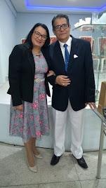 Pr. Abimael e Pra. Helena Ferreira