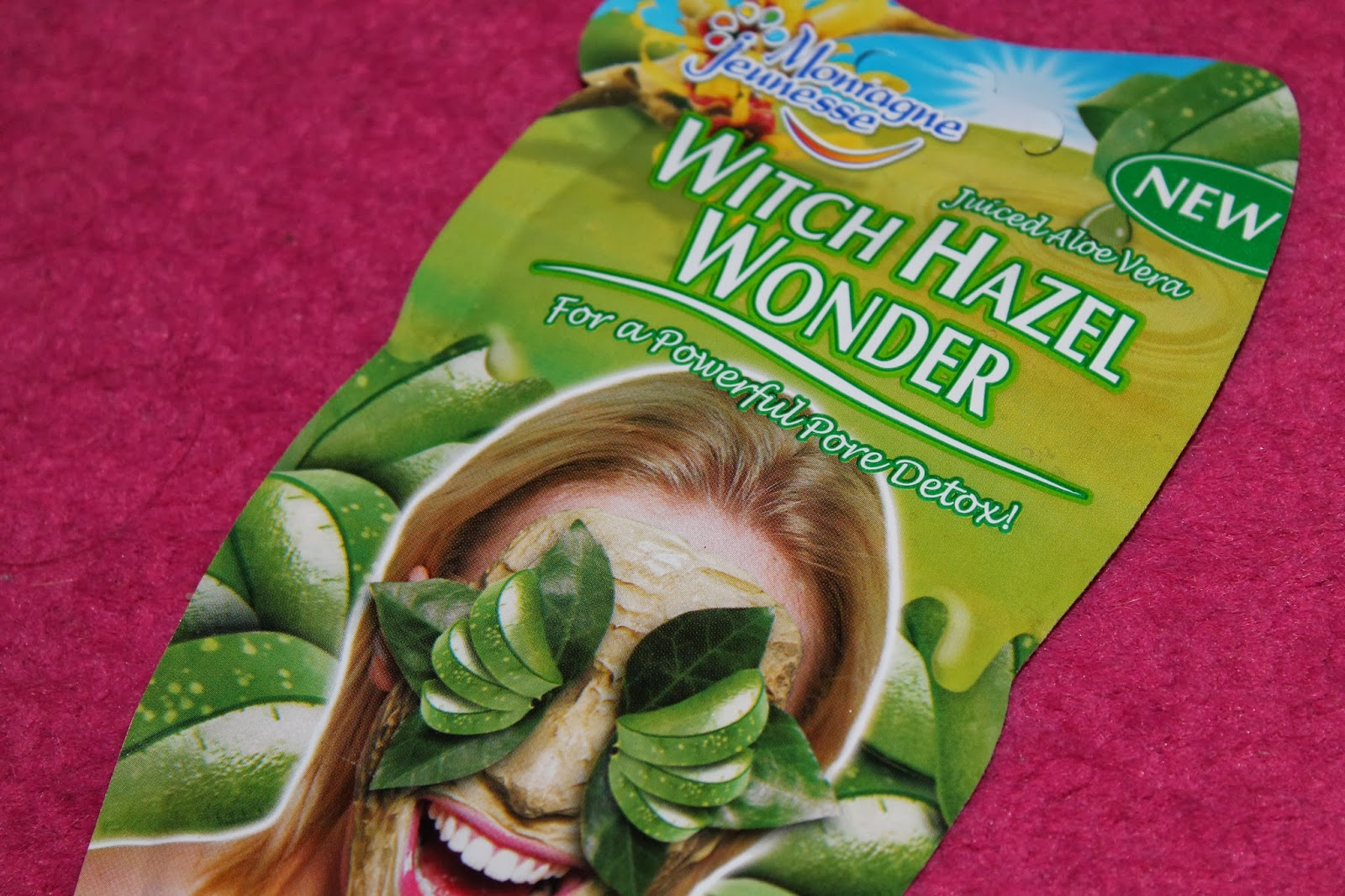 montagne-jeunesse-witch-hazel-wonder-face-mask-sachet