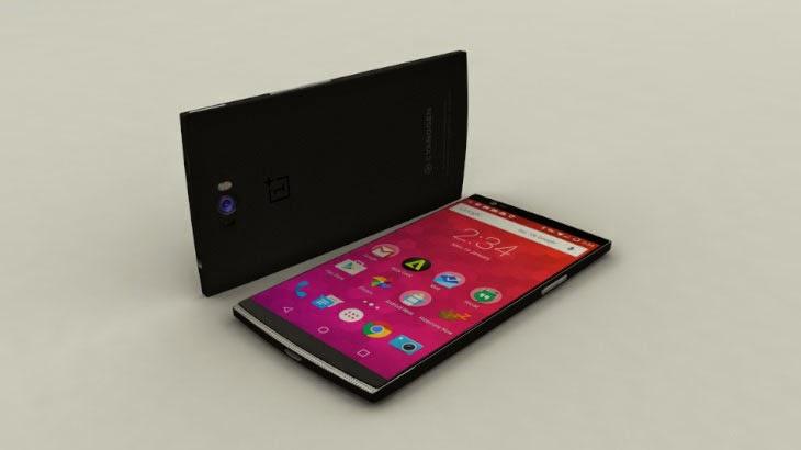 Inikah wujud asli dan spesifikasi OnePlus Two?