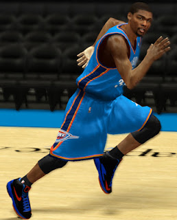 Download NBA 2K13 Kevin Durant Shoes Nike Zoom KD V