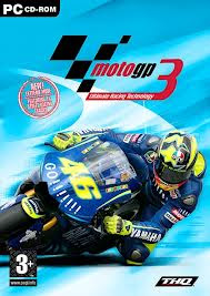 Free Download Games : MotoGP URT3 Full Version