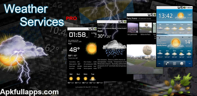 Weather Services PRO v2.1.1pro