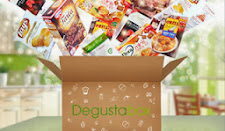 Degustabox £3 off using code WDCH4