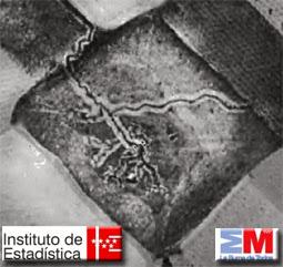 Fotografía aérea de los vuelos 1961-1967