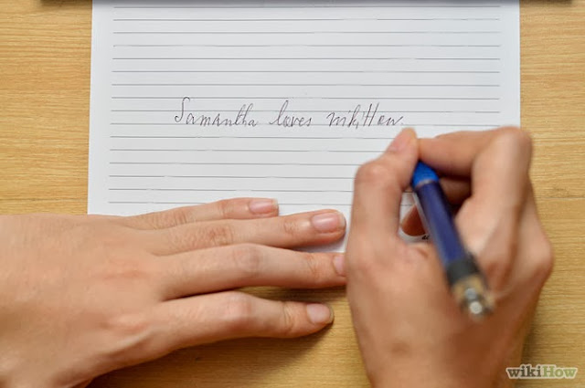Meaning of Handwriting