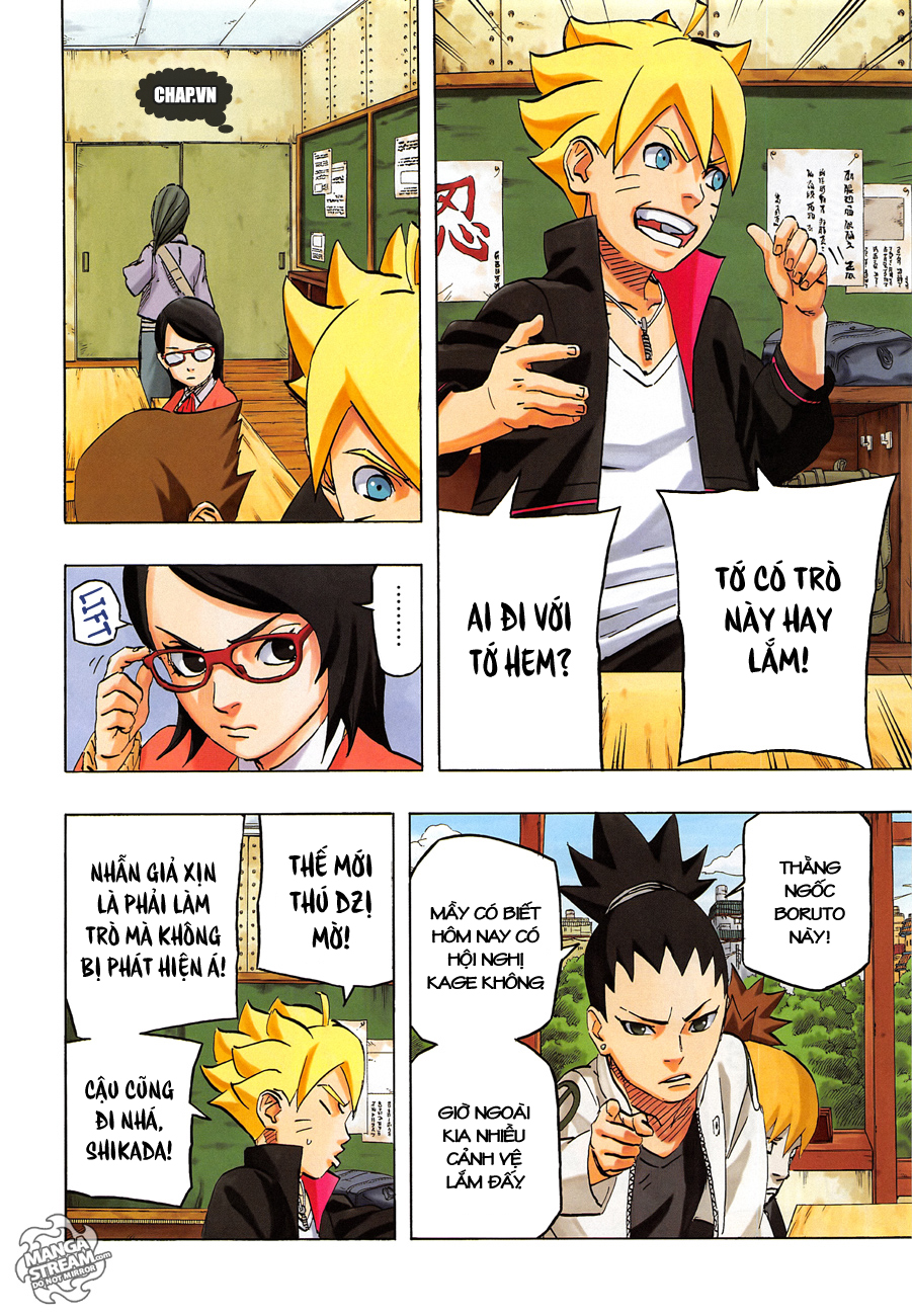 Naruto chap 700 – Chap cuối Trang 2