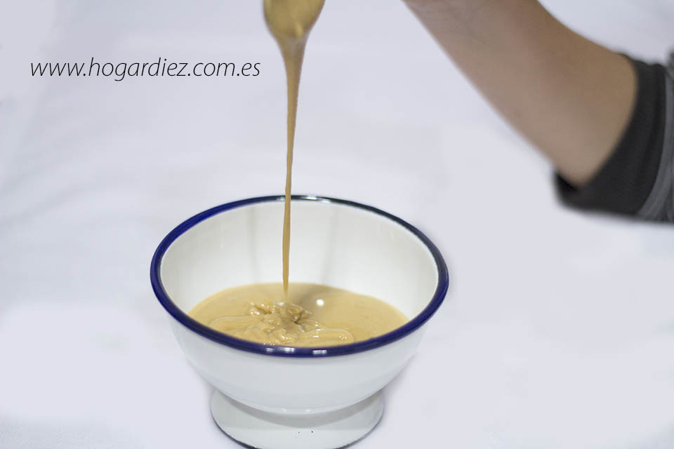 Receta praliné casero de avellanas fácil