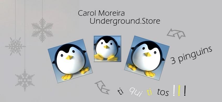 Underground.Store Carol Moreira