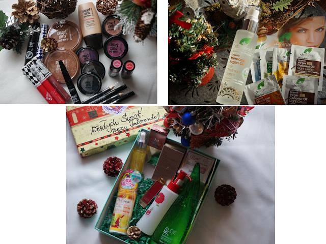 Nowości grudnia - przesyłki, wygrane, zakupy i prezenty