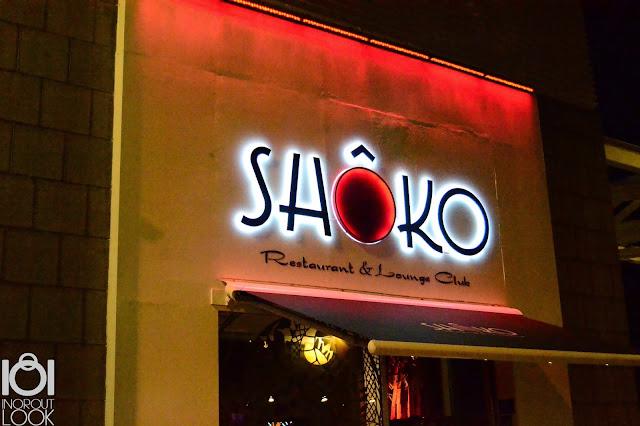 """""""Shoko Club"""""""