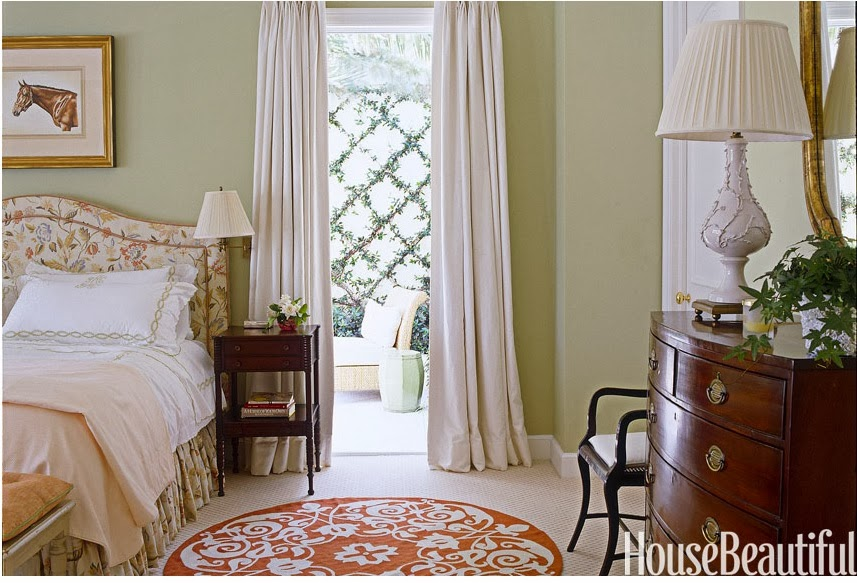 21 Rosemary Lane Recreating A Dream Bedroom Room From House Beautiful