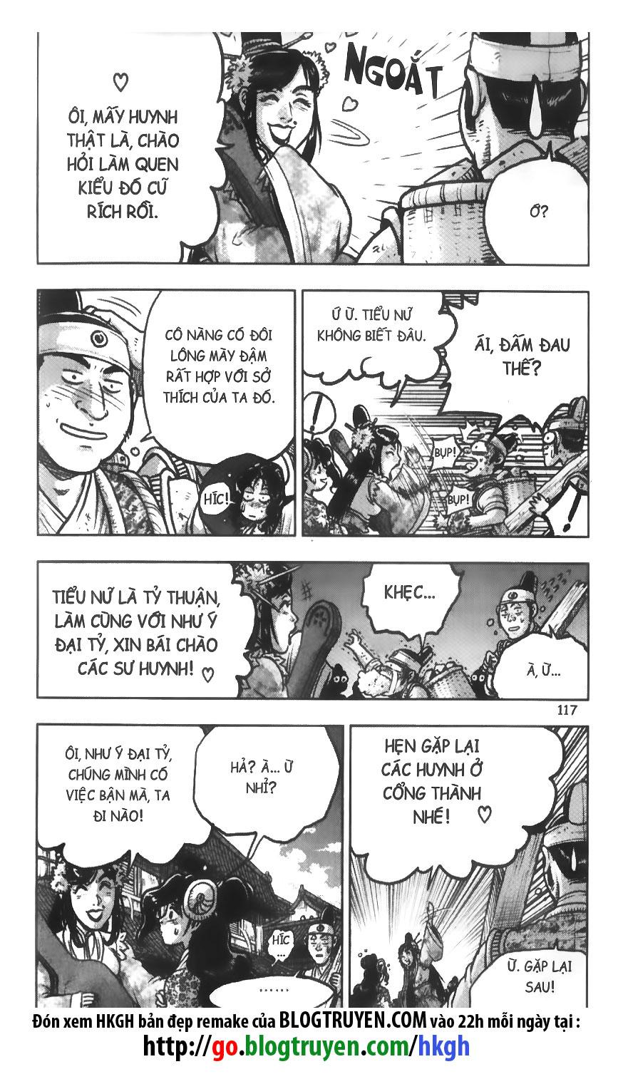 Hiệp Khách Giang Hồ chap 361 page 7 - IZTruyenTranh.com