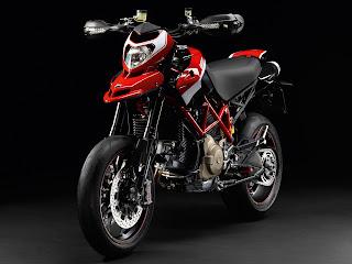 Gambar Motor Ducati 2012 Hypermotard 1100EVO SP Corse Edition 2