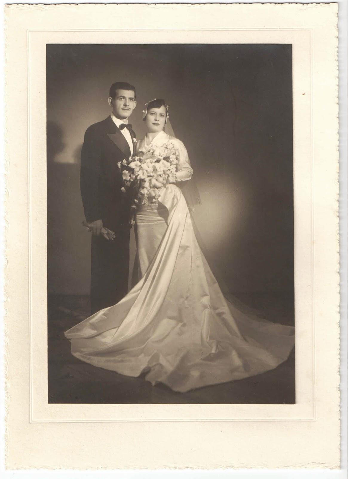 Hablemos de Bodas con Cris: Un poco de historia, en el vestido de novia