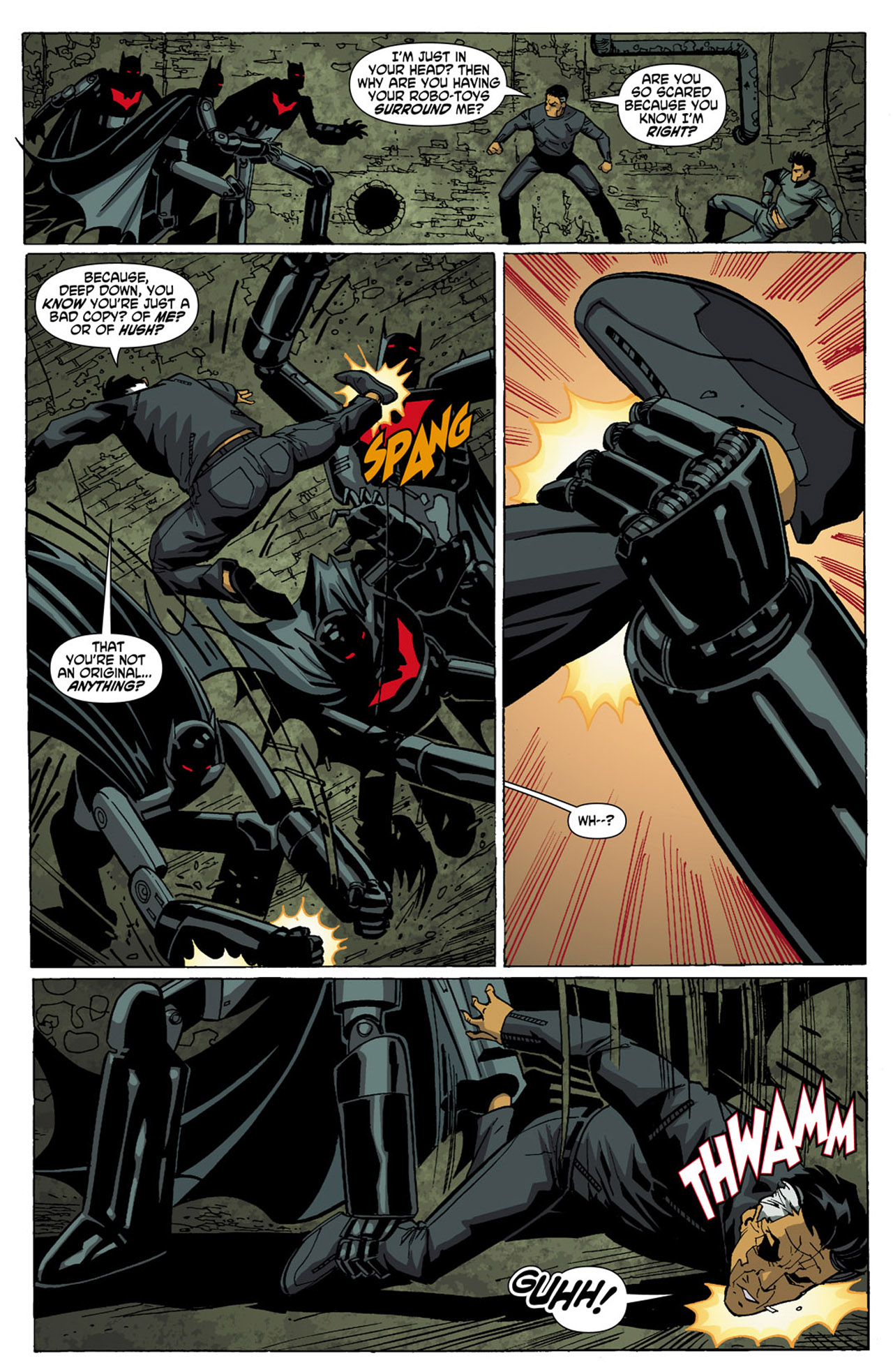 Batman Beyond (2010) Issue #6 #6 - English 13