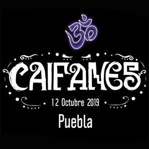 Caifanes en Puebla