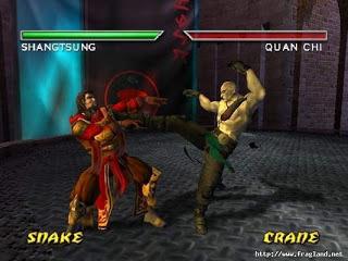 Mortal Kombat 5 Deadly Alliance
