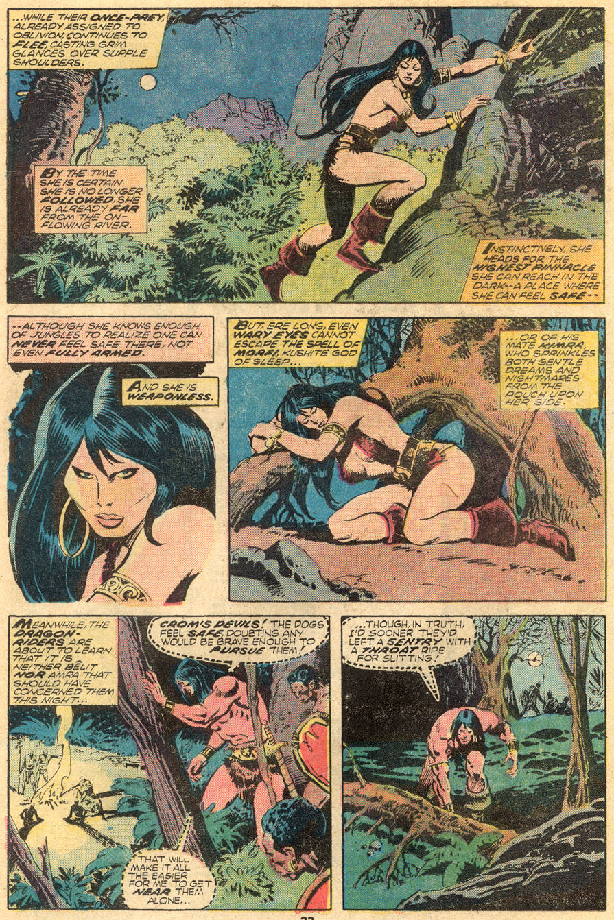 Conan the Barbarian (1970) Issue #61 #73 - English 12