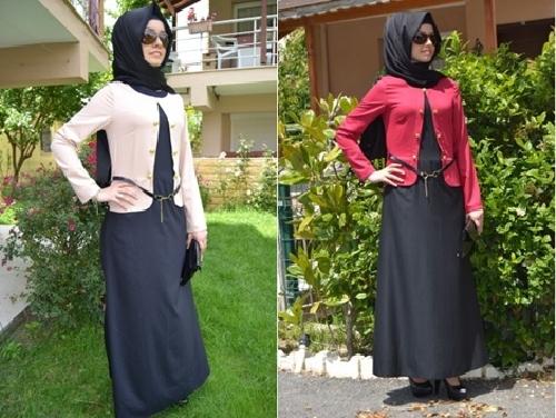 2013 Trend Tesettür Elbiseler