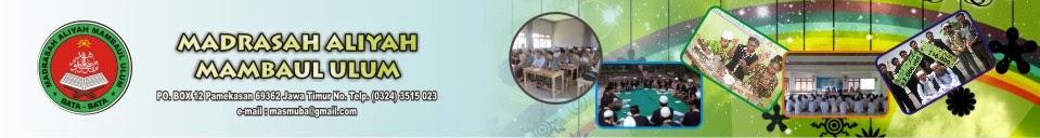 Madrasah Aliyah Mambaul Ulum Bata-Bata